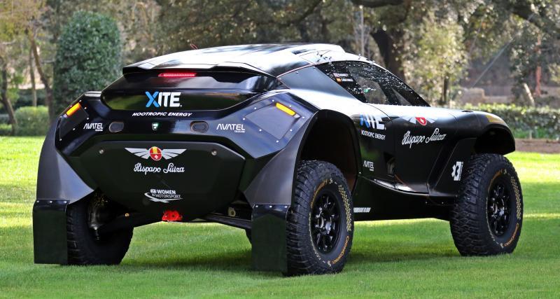 Hispano Suiza Xite Energy rejoint les rangs de l'Extrême E