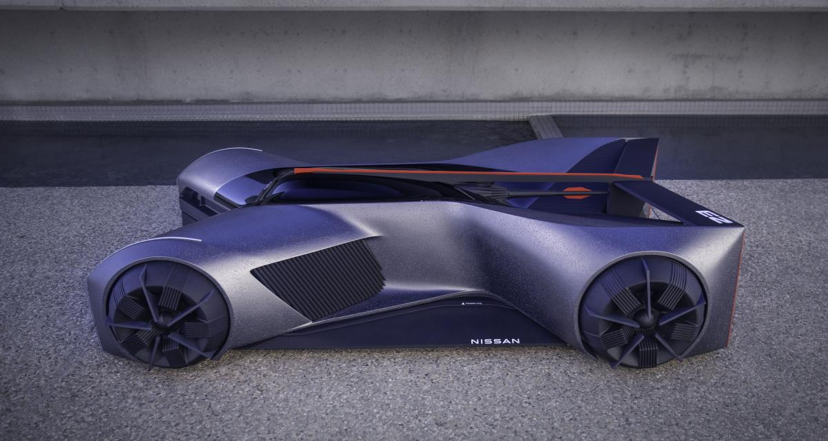 La voiture autonome du futur de Nissan sous tous les angles