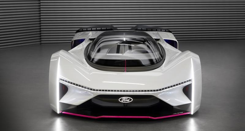 Du numérique au réel, toutes les photos du prototype Team Fordzilla P1