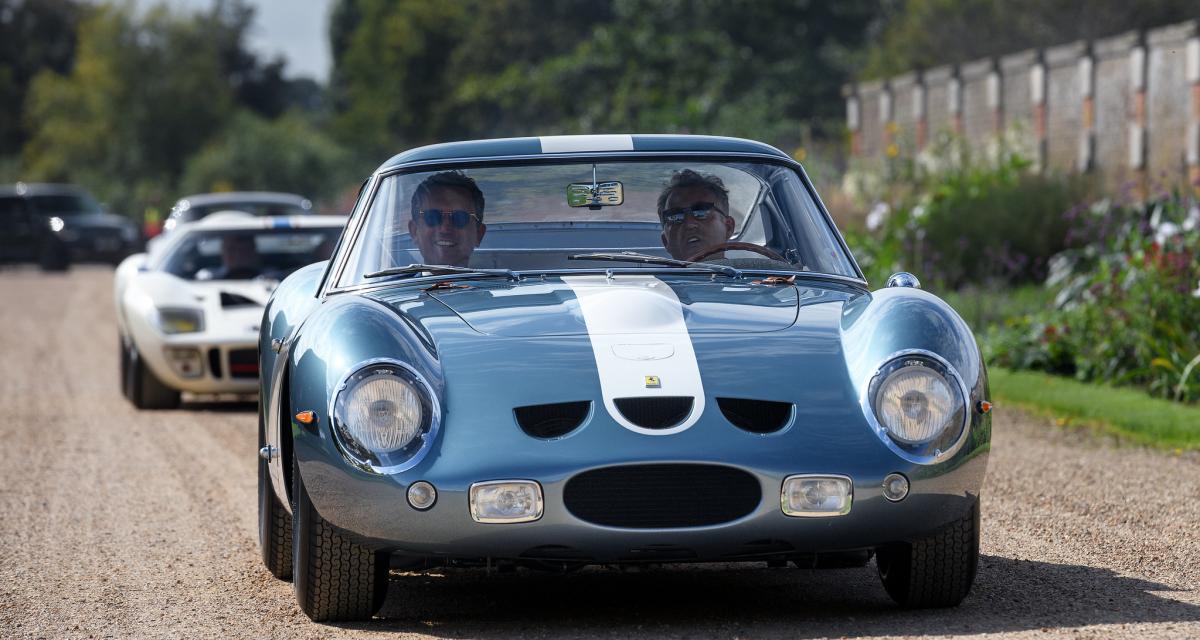Près de 1000 véhicules d'exception attendus au château de Windsor pour le Concours of Elegance 2021