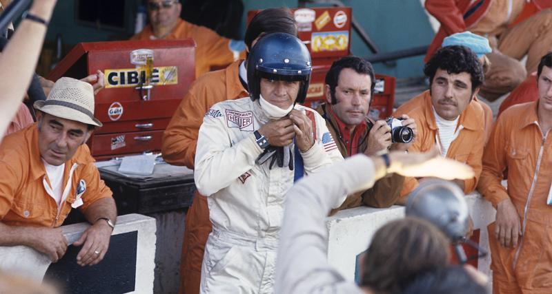 La montre de Steve McQueen dans Le Mans