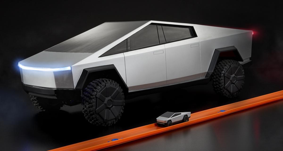 Les premiers Tesla Cybertruck seront livrés dès mai 2021