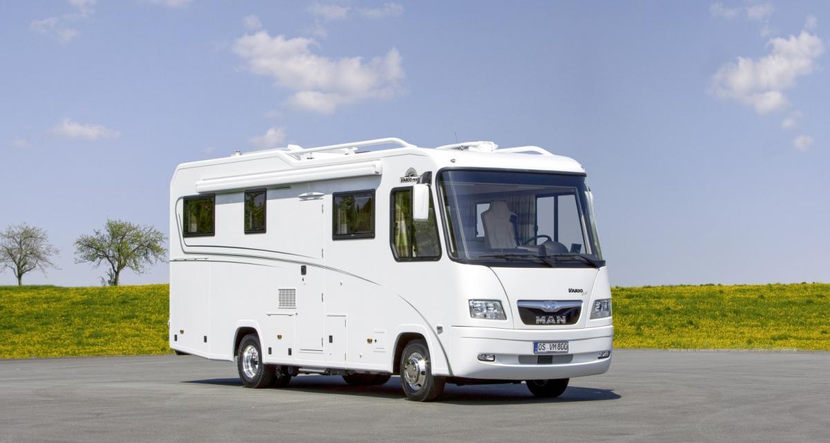 Vario Star 800 : le camping-car ami des people