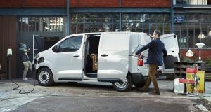 Citroën ë-Jumpy : l'utilitaire de l'année 2021 est électrique