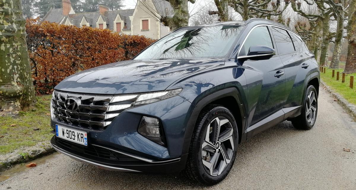 Essai nouveau Hyundai Tucson : le SUV moderne et design