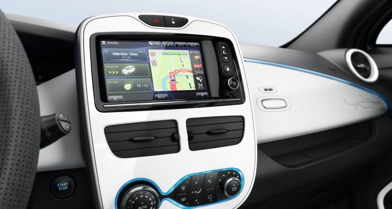 Un GPS connecté et abordable pour la série