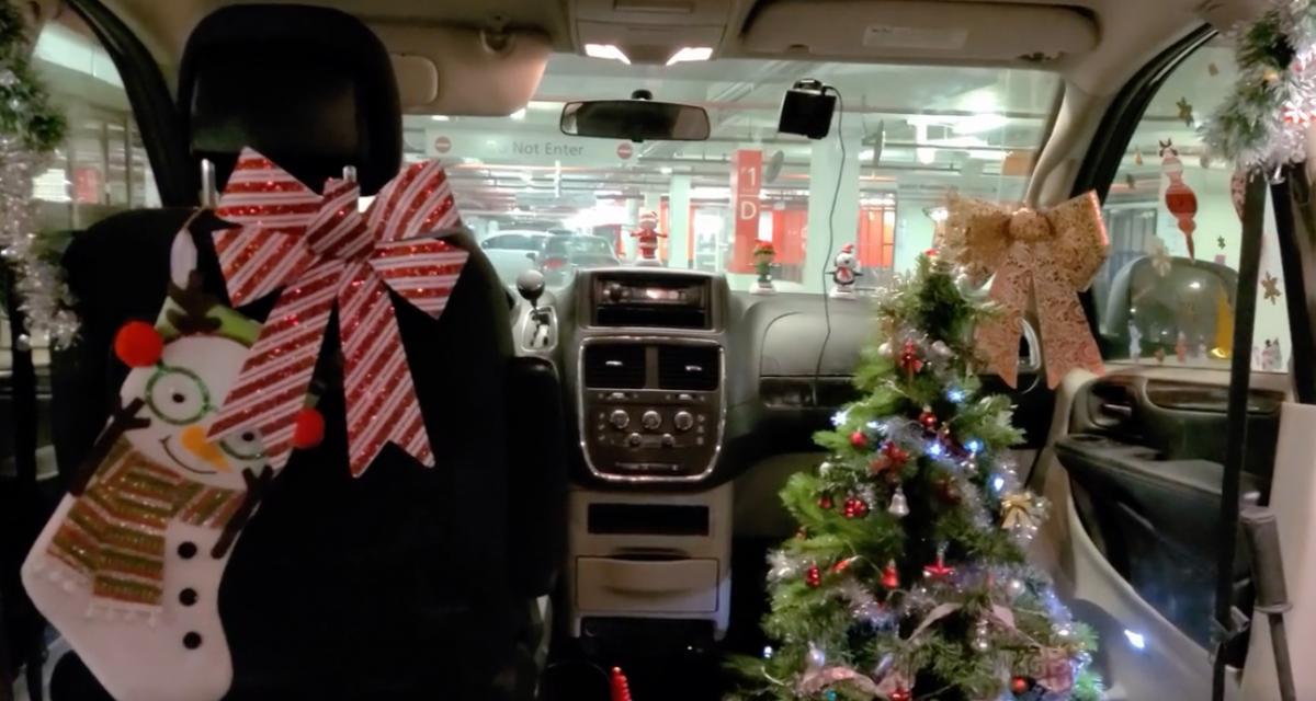 Ce Uber canadien va vous faire vivre la magie de Noël à un point que vous n'imaginez pas (vidéo)