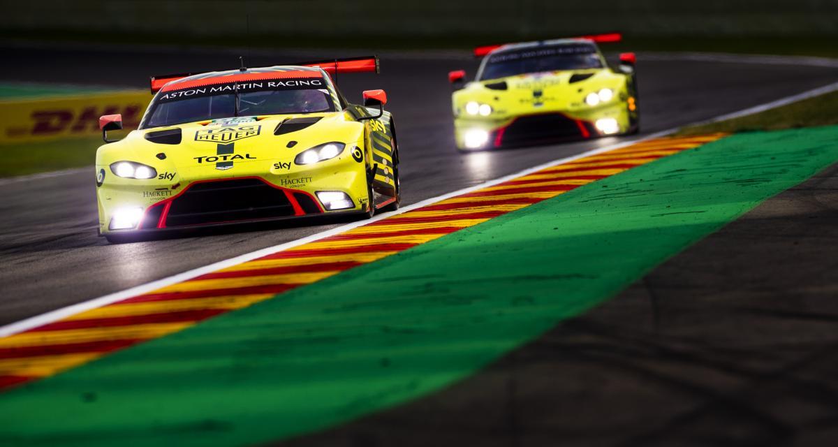 Aston Martin se retire des courses d'endurance pour se concentrer sur la Formule 1