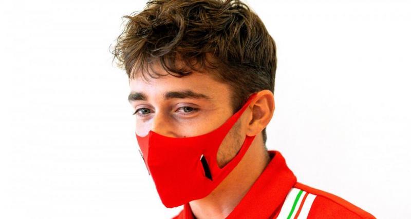 Charles Leclerc – Ferrari : « Je n'ai pas changé, je ne suis pas devenu arrogant »
