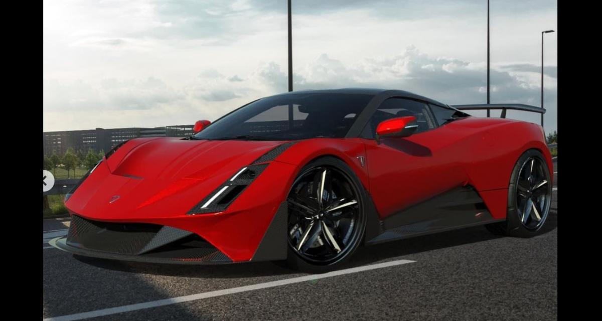 L'Albanie entre dans le game des voitures de sport avec l'Illyrian Pure Sport