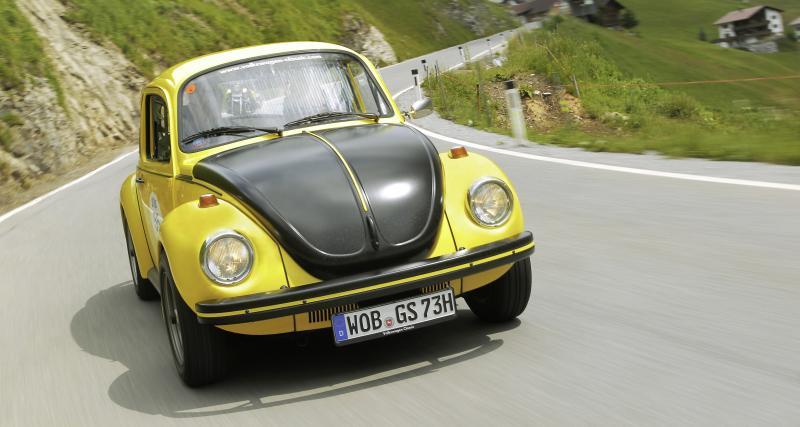 Volkswagen Beetle GSR : entre coccinelle et bourdon, le cœur balance...