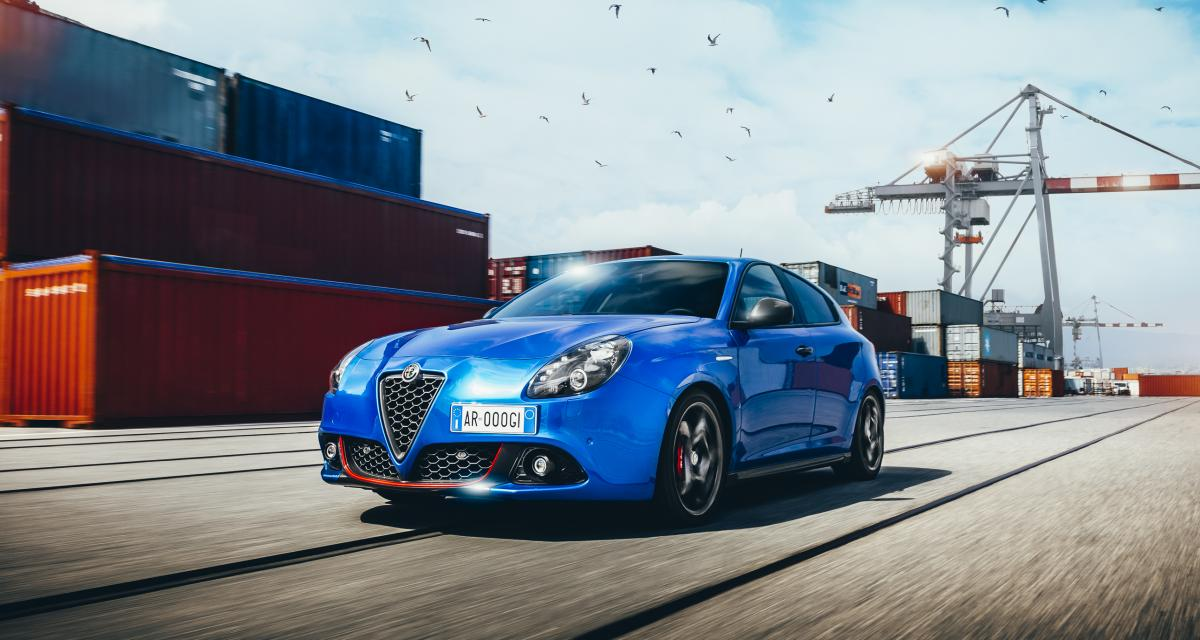 Alfa Romeo Giulietta : la compacte italienne tire sa révérence