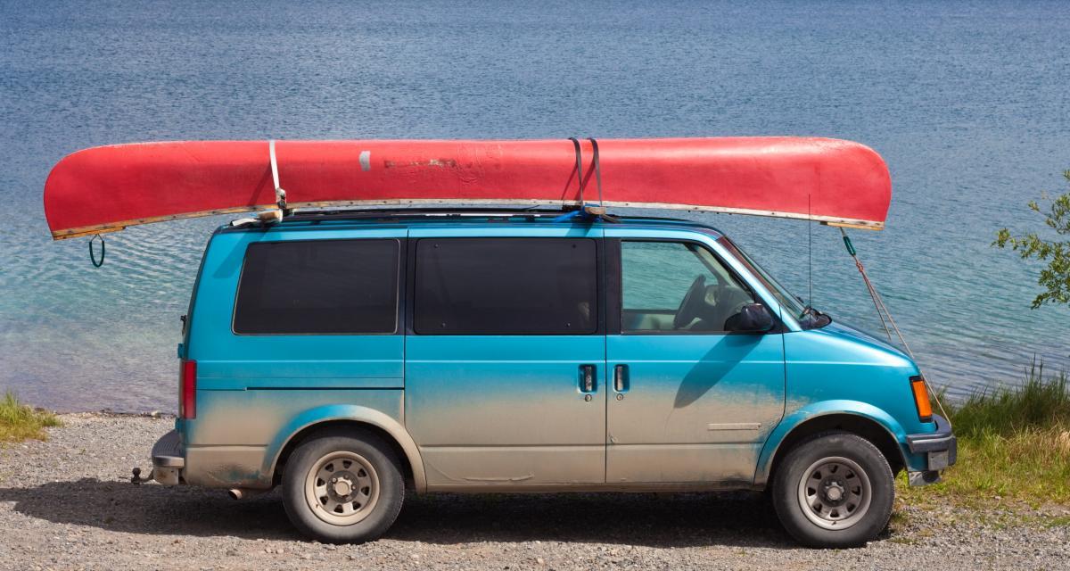 Un camping-car chute dans le port du Croisic