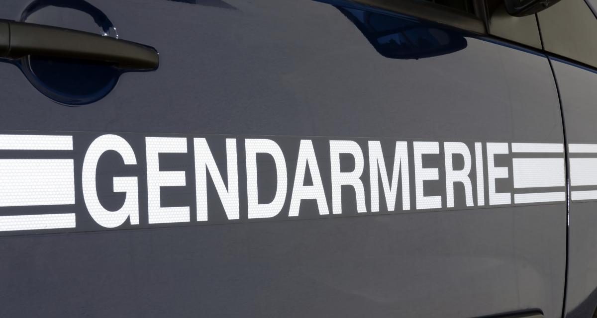 Le message plein d'humour des gendarmes de Haute-Garonne sur les automobilistes qui roulent sur la voie du milieu