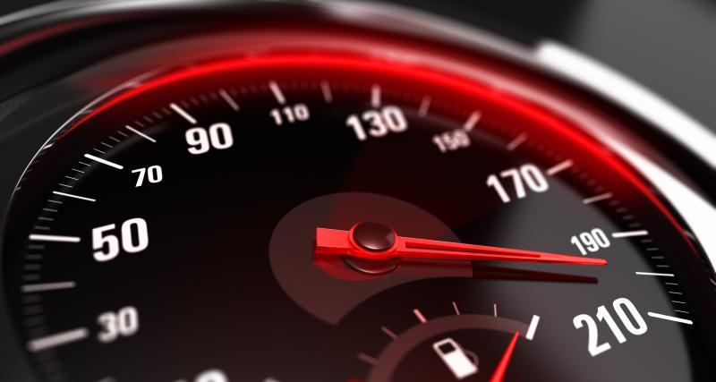À 207 km/h au lieu de 110, le jeune conducteur peut dire adieu à son permis probatoire et à sa Porsche