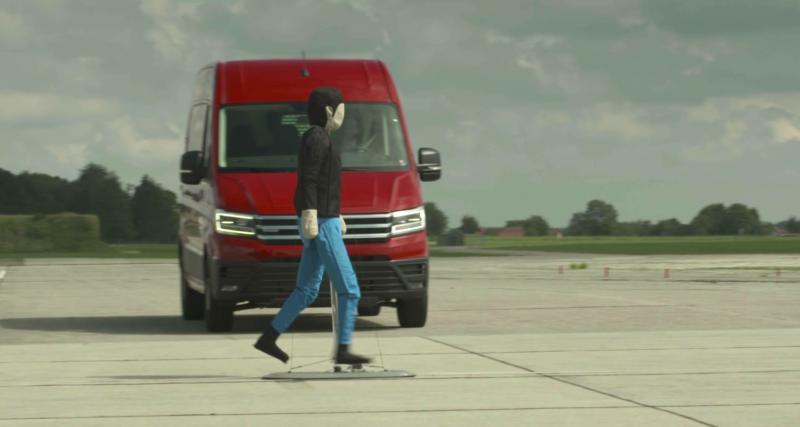 Sécurité : 19 véhicules utilitaires légers passés au crible par l'Euro NCAP
