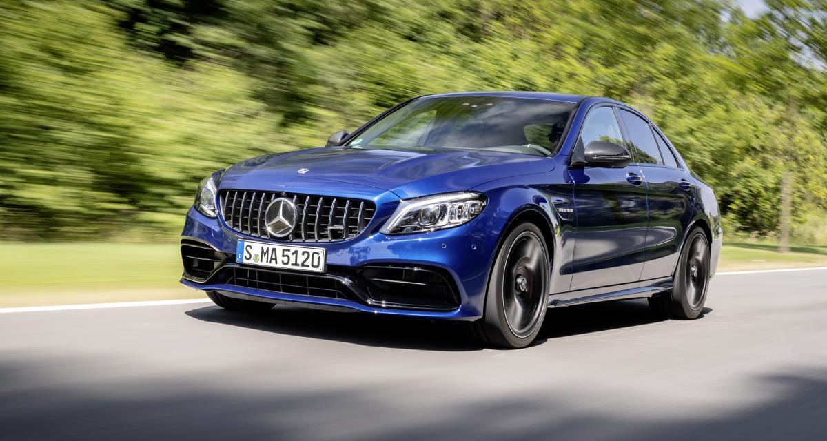 Il échangerait volontiers sa Mercedes AMG C 63 S contre… une PS5 sur leboncoin