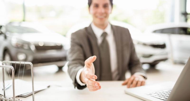 Informations légales et offres d'emploi