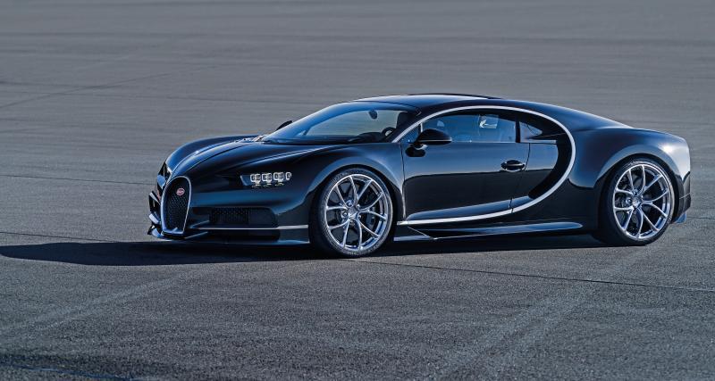 Une nouvelle Bugatti Chiron pour Karim Benzema ?