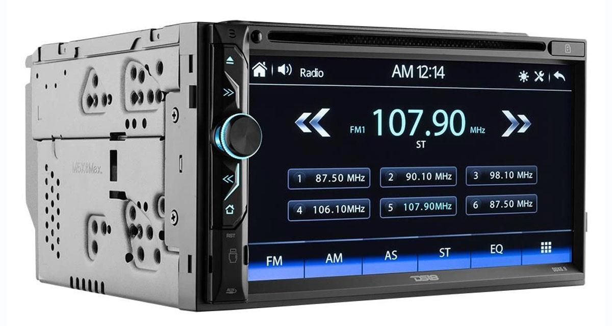 DS18 commercialise un autoradio multimédia avec connectivité Smartphone