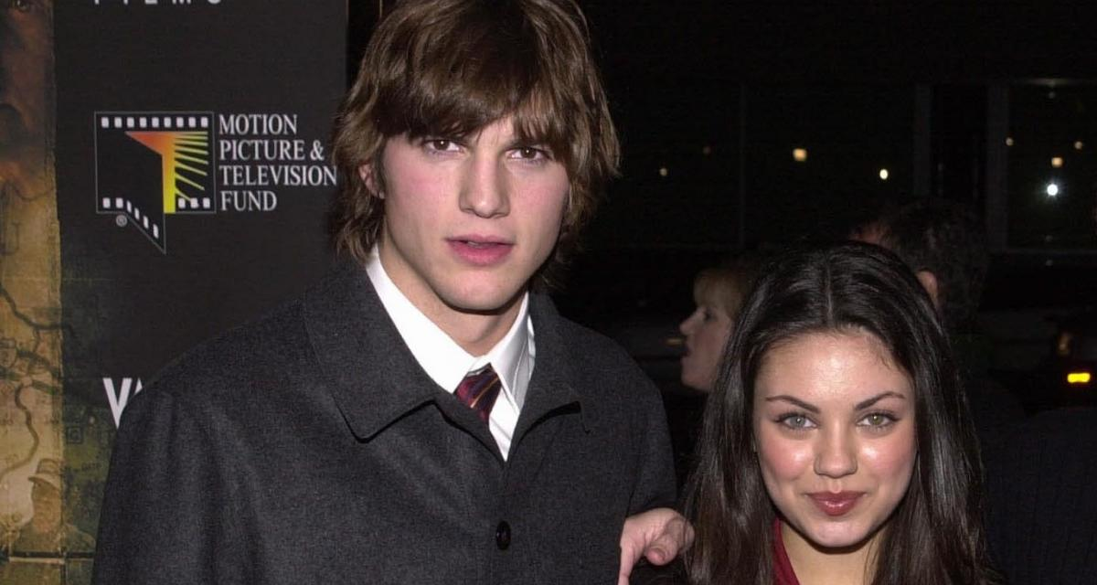 Ashton Kutcher et Mila Kunis se mettent au camping-car