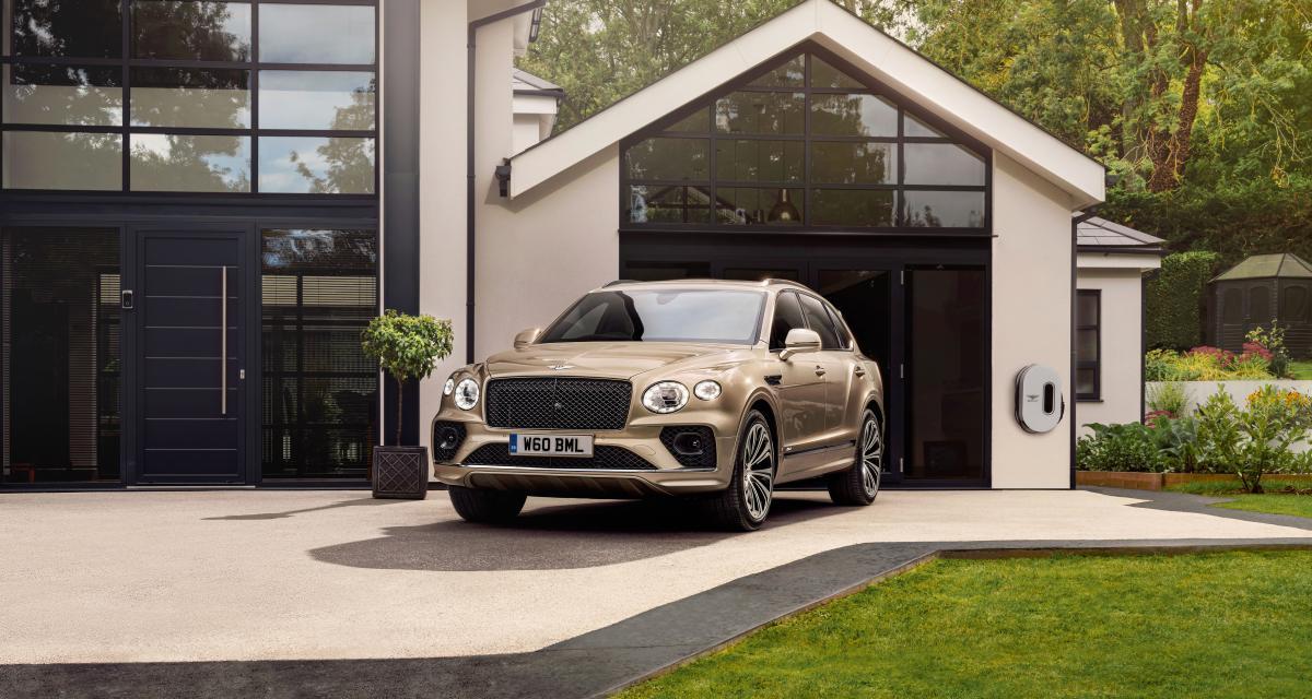 PHOTOS. La nouvelle Bentley Bentayga Hybrid restylé (2021) sous tous les angles