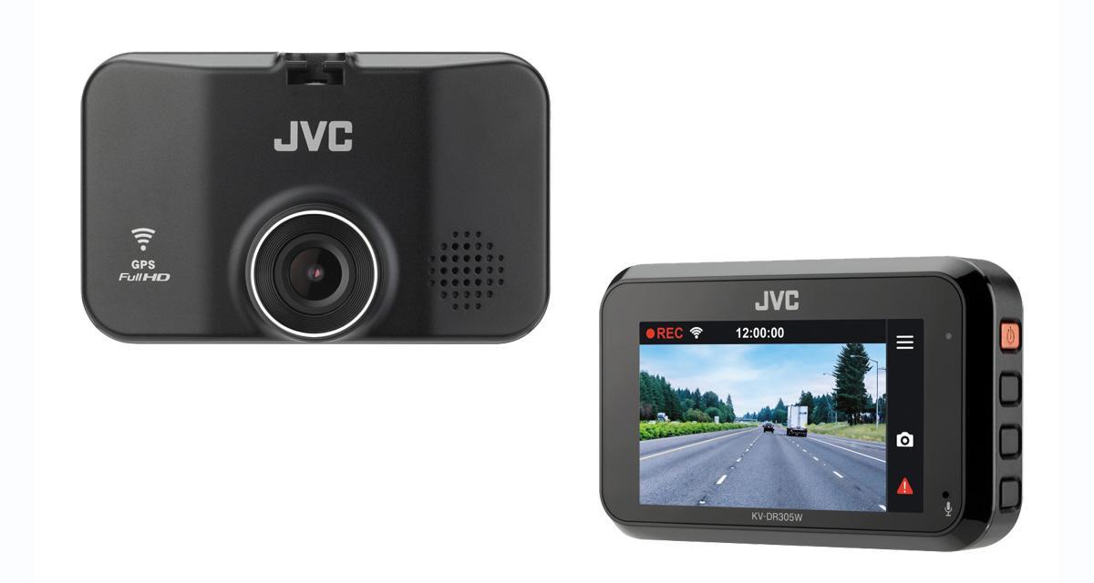 JVC USA présente une nouvelle caméra DVR avec d'excellentes prestations