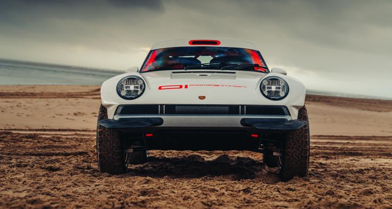 """Inspiration Porsche """"Safari"""""""
