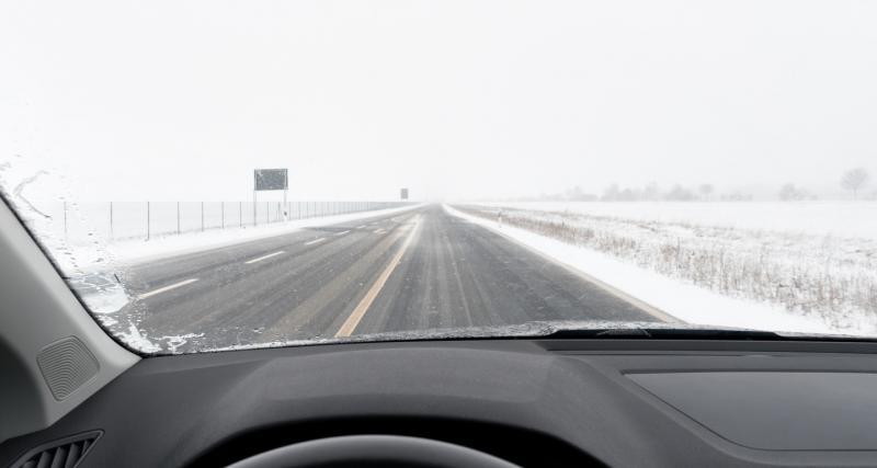 3 (bons) réflexes pour conduire en toute sécurité durant l'hiver