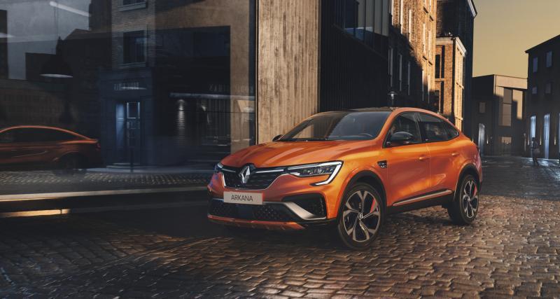 Nouveau Renault Arkana (2021) - date de sortie, prix, fiche technique et essai