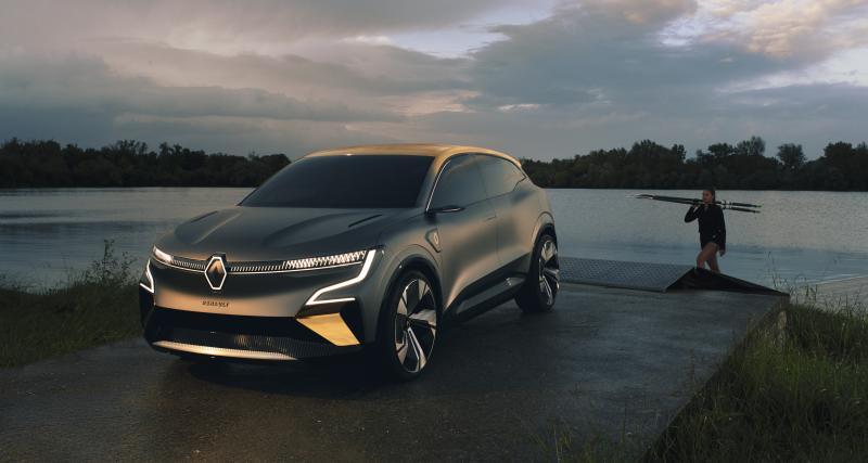 Renault Mégane électrique - date de sortie, prix, fiche technique et essai