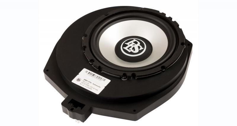 DLS commercialise une paire de subs « plug and play » BMW à prix très attractif