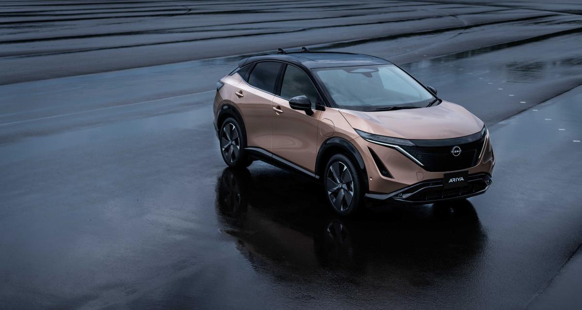 Nouveau Nissan Ariya : prix, date de sortie, fiche technique et essai