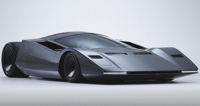 Evinetta : une ligne de Ferrari, un coeur de Tesla
