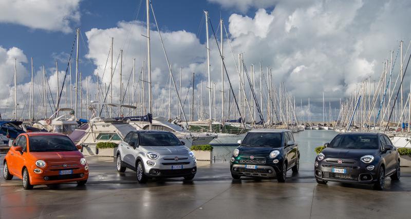 Fiat 500 (2021) : renouvellement en douceur pour toute la gamme