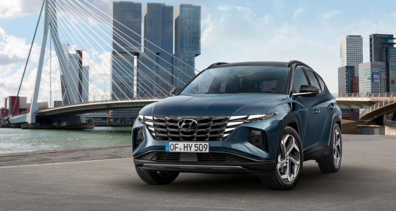 Nouveau Hyundai Tucson (2021) : nouvelle variante hybride rechargeable de 265 ch
