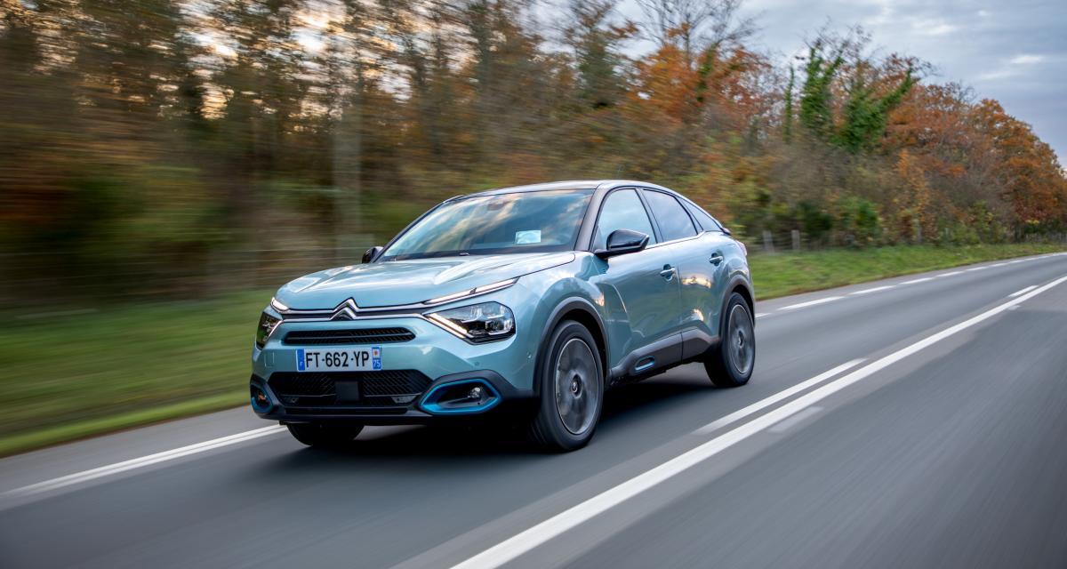 Citroën ë-C4 - 100% ëlectric : silence et caractère