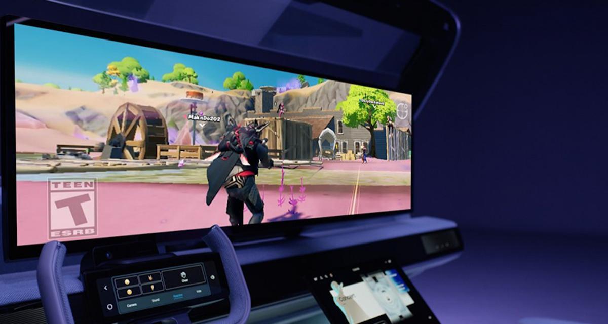 Samsung Digital Cockpit 2021 : la technologie embarquée du futur est déjà là