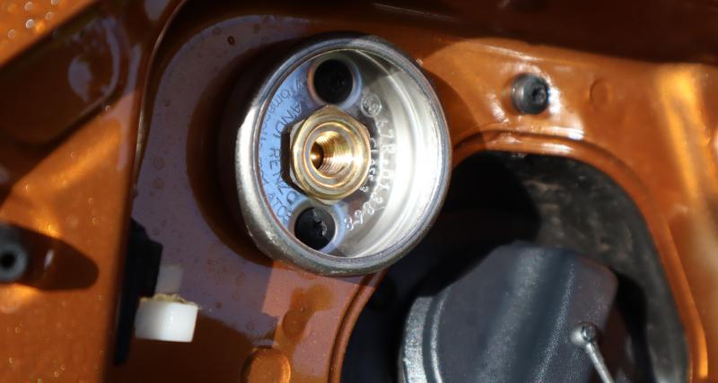 Une double motorisation essence-GPL