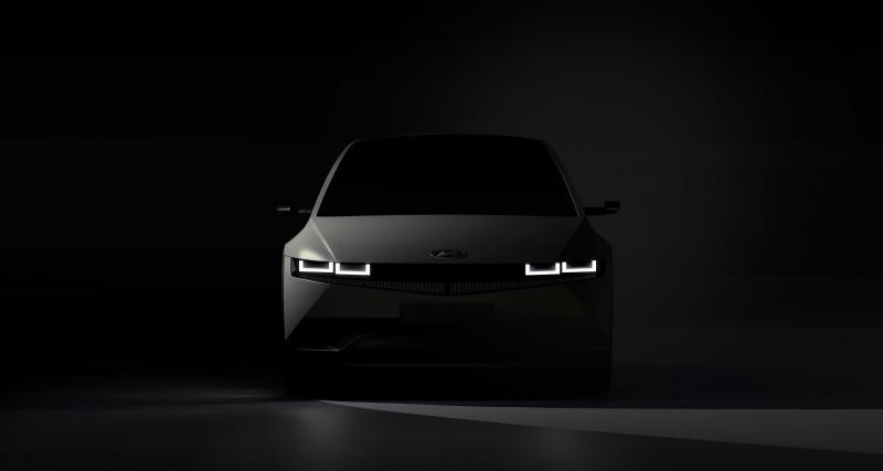 La nouvelle Hyundai Ioniq 5 100% électrique nous montre ses talents en vidéo