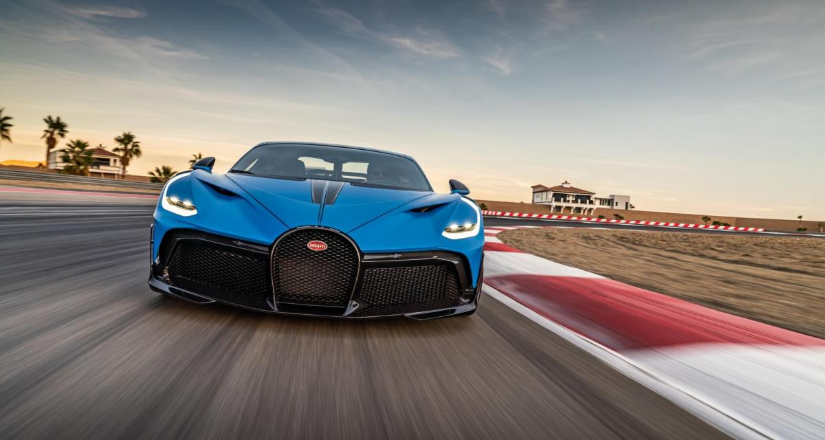 VIDEO - Il filme la livraison de sa Bugatti Divo à 5 millions de dollars, y'a des matins plus agréables que les autres