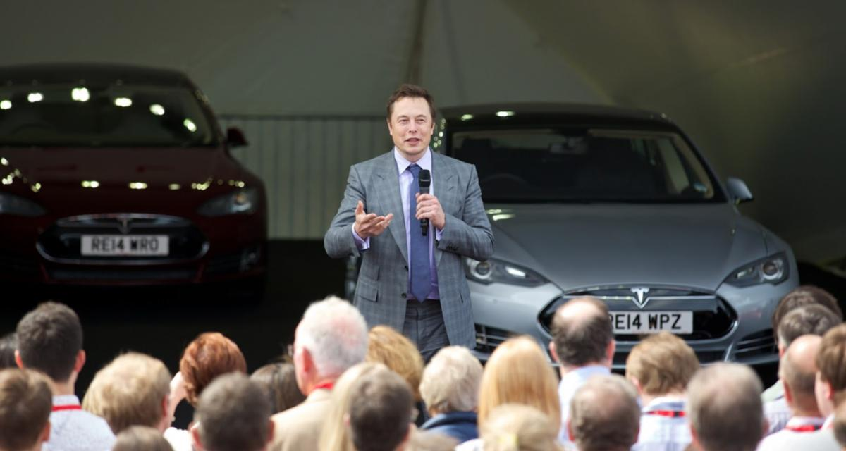 VIDEO - Quand Elon Musk recevait sa première supercar en 1999, les débuts de l'homme le plus riche du monde