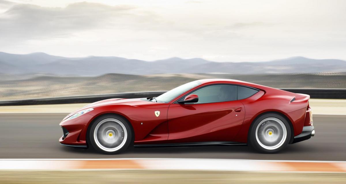 Un joueur de Série A retrouve sa Ferrari complètement détruite par un employé de station service