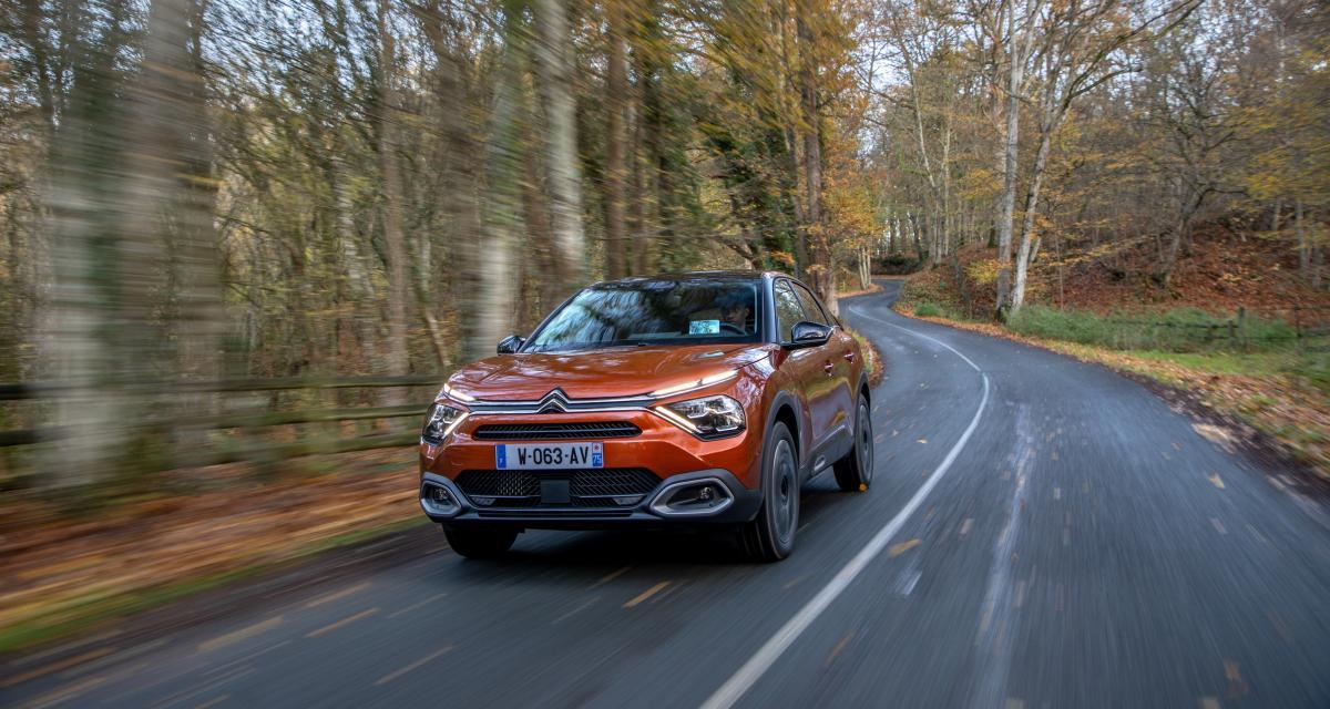 Avis sur la nouvelle Citroën C4 (2021) : les points forts qui pourraient vous séduire