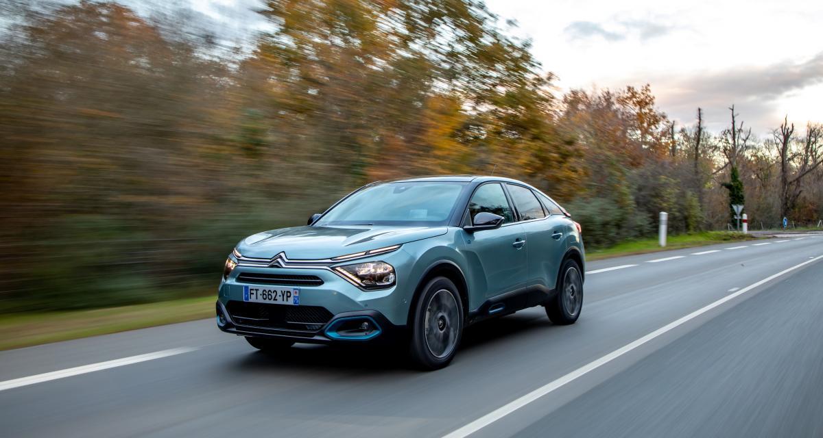 Avis sur la nouvelle Citroën C4 électrique (2021) : les points forts qui pourraient vous séduire