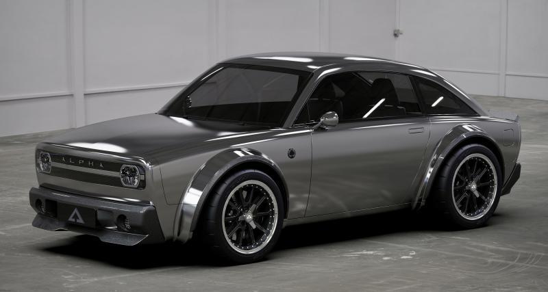 Alpha Motors présente déjà une édition Performance de son coupé néo-rétro 100% électrique Ace