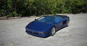 """Cizeta V16T : un véritable 16 cylindres pour cette """"fausse Lamborghini"""""""