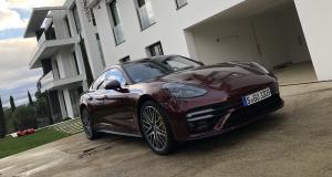 Essai nouvelle Porsche Panamera Turbo S : heureuse mise à jour