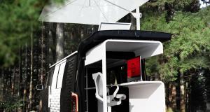 Nissan dévoile un van aménagé pour les télétravailleurs qui aiment changer d'air