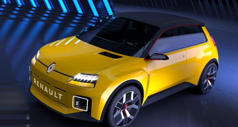 Renault R5 électrique (2023) - date de sortie, prix, autonomie et essai